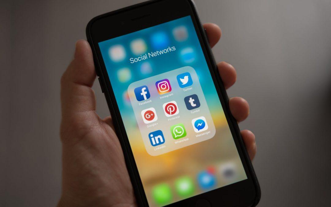 МЛМ в социальных сетях